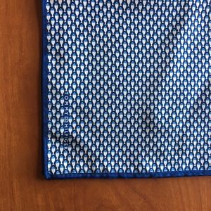 Tommy Hilfiger Accessories - Variety 4-Pack 100% Silk Pocket Squares